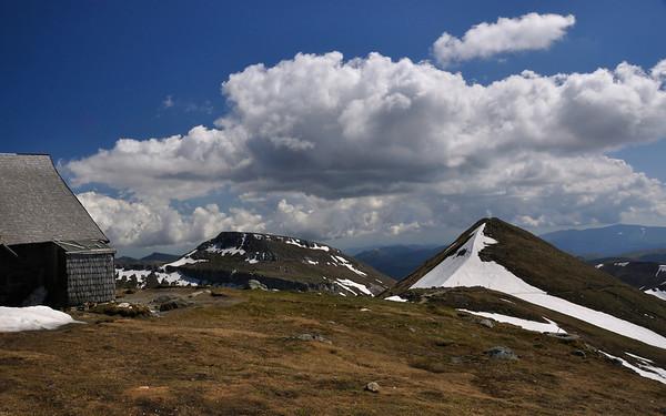 Bucegi - June 2010