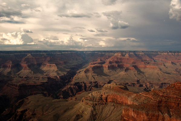 Grand Canyon - Zion 2006