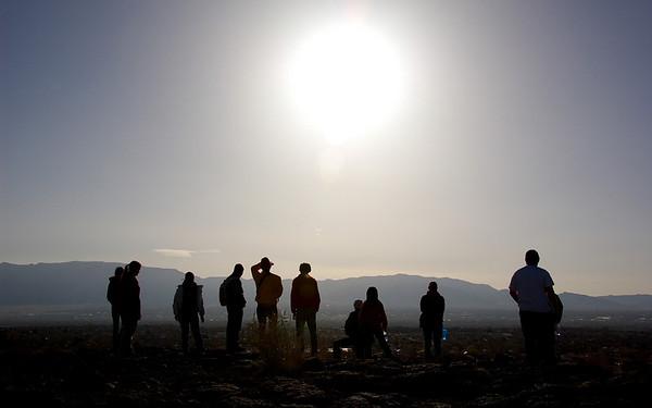New Mexico fieldtrip - April 2010
